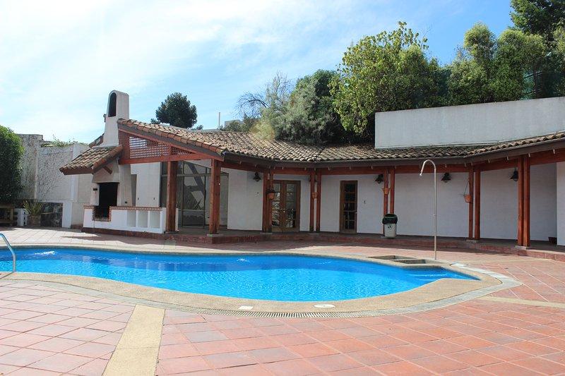 Apartamento en Reñaca Condominio excelente ubicación - Image 1 - Renaca - rentals