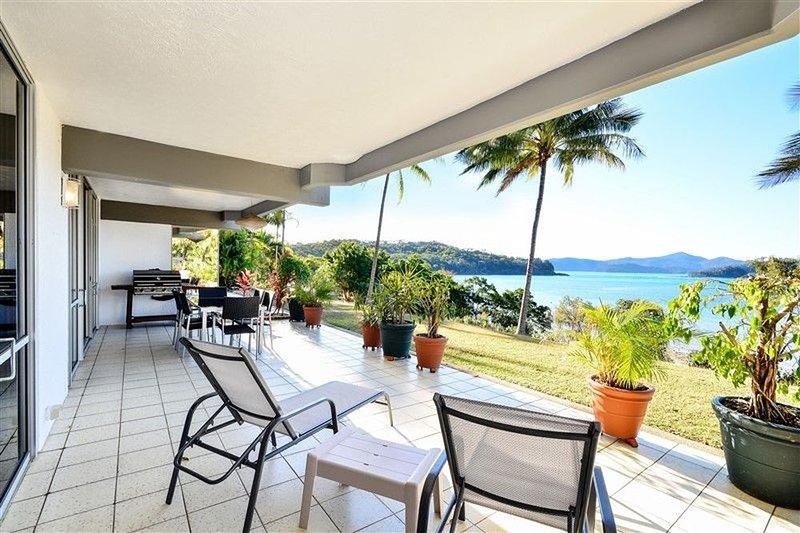 Patio - Frangipani 002 - Hamilton Island - rentals