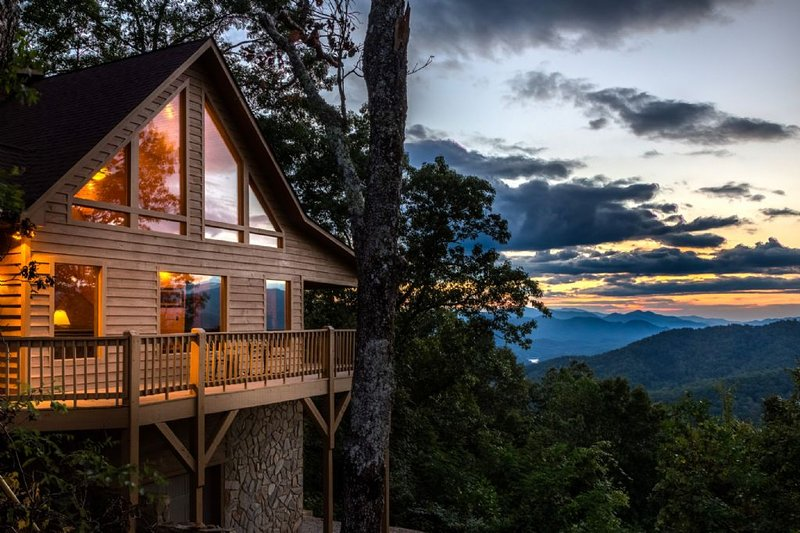Heaven on Earth - Bryson City - Heaven on Earth - 5 Secluded Acres - Bryson City - rentals