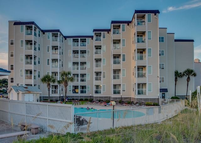 Newly Renovated 2 bedroom, 2 bathroom, oceanfront condo that sleeps 4. - Image 1 - North Myrtle Beach - rentals