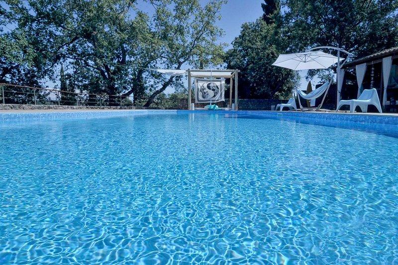 Villa Chloe in Corfu - Image 1 - Corfu Town - rentals