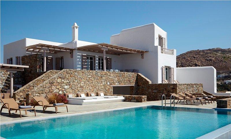 Elia White Residence - Image 1 - Elia Beach - rentals