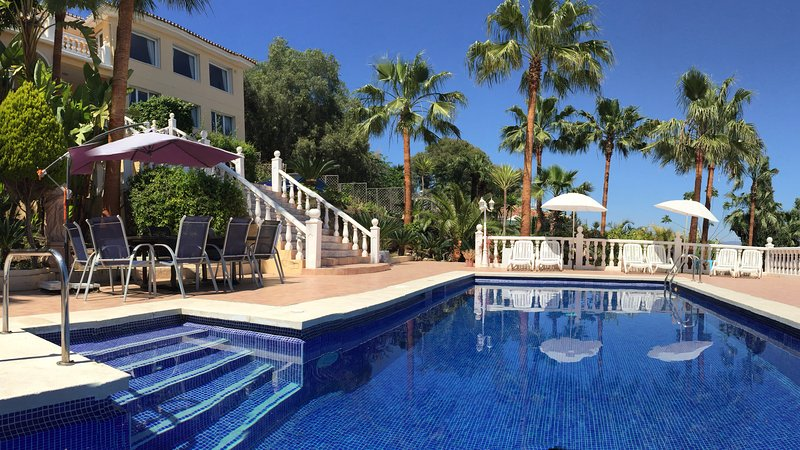 Views of Villa and Pool - Exclusive villa on the Costa del Sol, 12-16 guests - Torremolinos - rentals