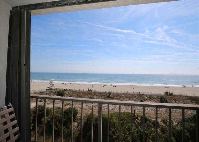Station One - 3B The Haven - Station One-3B The Haven-Oceanfront condo with community pool, tennis, beach - Wrightsville Beach - rentals