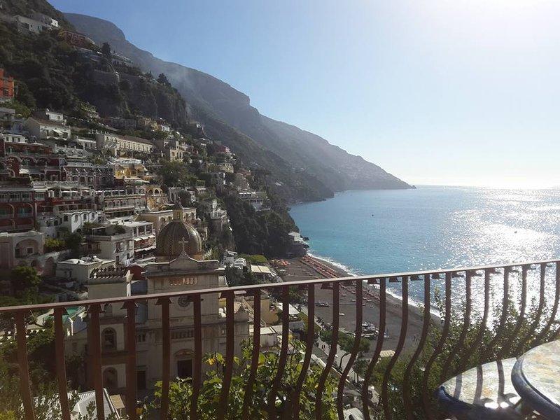 Villa le Sirene-shenic views of Positano & sea - Image 1 - Positano - rentals