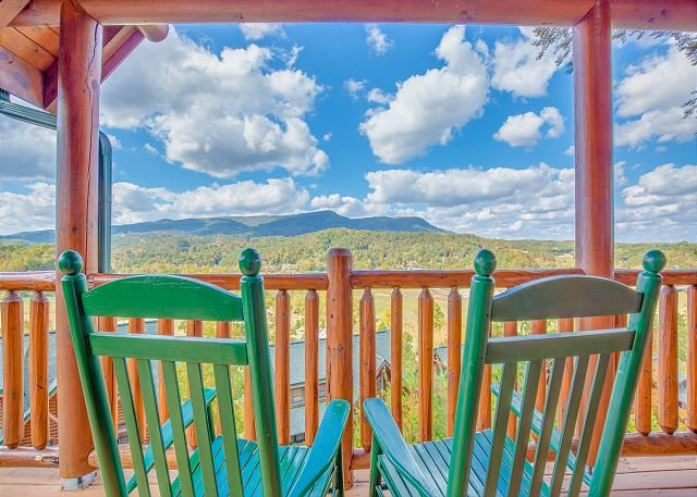 3BR Luxury Cabin w Private Gazebo, Hot Tub, Views & More! Summer from $159!! - Image 1 - Sevierville - rentals