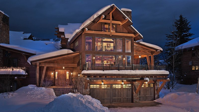 Sun Ridge Lodge - Exquisite 5BR Home + Private Hot Tub - Image 1 - Steamboat Springs - rentals