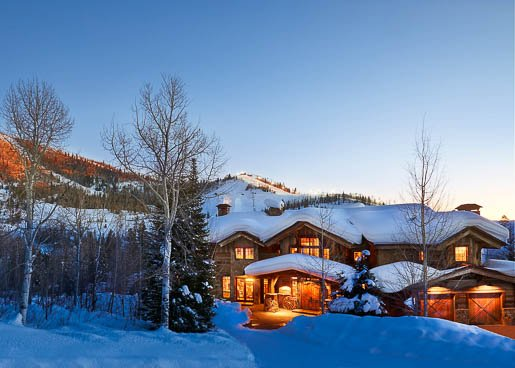Most Luxurious Slopeside Home- Gold Mine Lodge - Image 1 - Steamboat Springs - rentals
