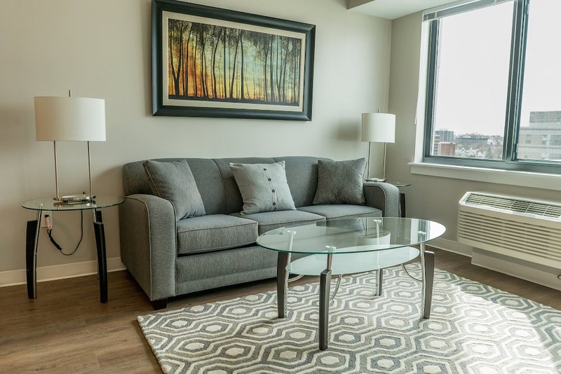 Furnished 2-Bedroom Apartment at Broad St & Summer St Providence - Image 1 - Providence - rentals