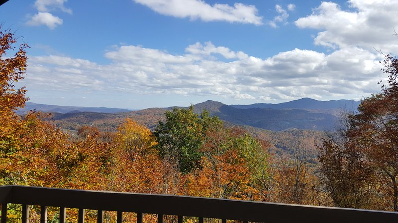 2016 FALL VIEW - PERFECT 1 BEDROOM APARTMENT (BEECH MOUNTAIN, NC) - Banner Elk - rentals