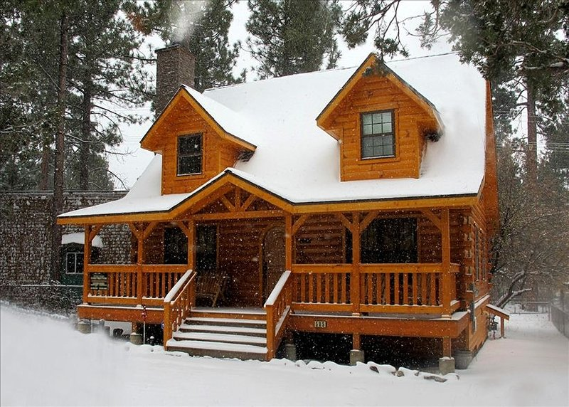 The Holiday Cabin in Big Bear City,Ca - Image 1 - Big Bear City - rentals
