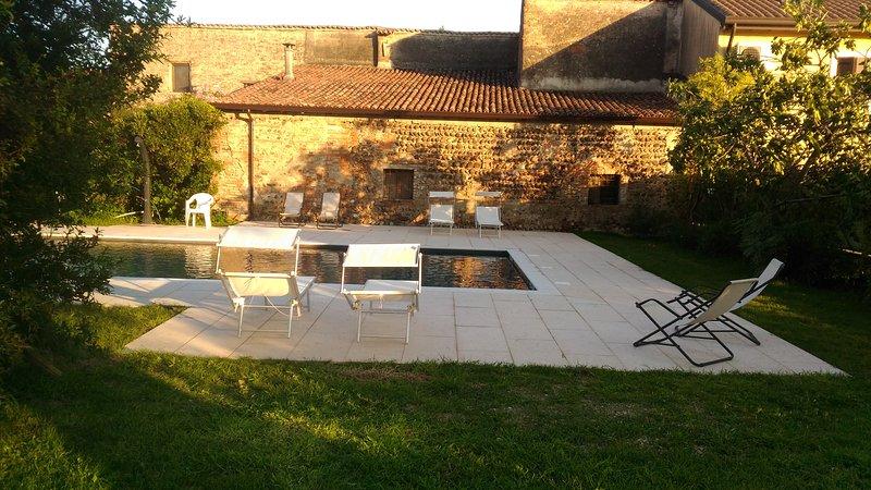 Cottage with swimming pool near Verona! - Image 1 - Zevio - rentals