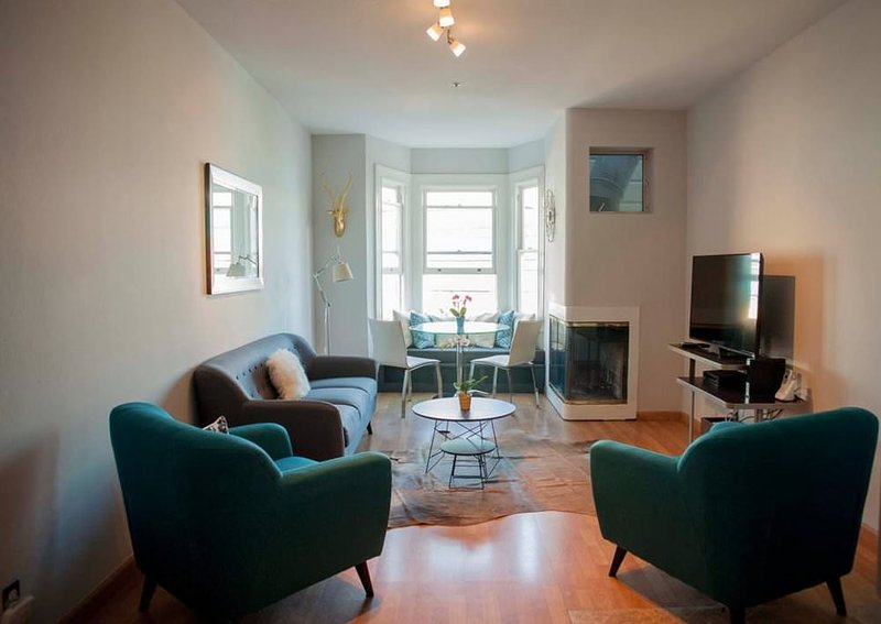 SoMa Edwardian With Modern Flair - Image 1 - San Francisco - rentals