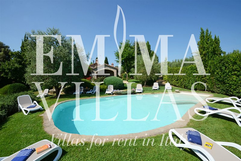 Villa Silvia 12 - Image 1 - Parrano - rentals