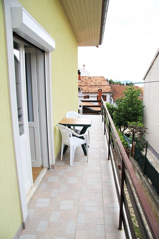 A3(6): terrace - 6005 A3(6) - Zadar - Zadar - rentals