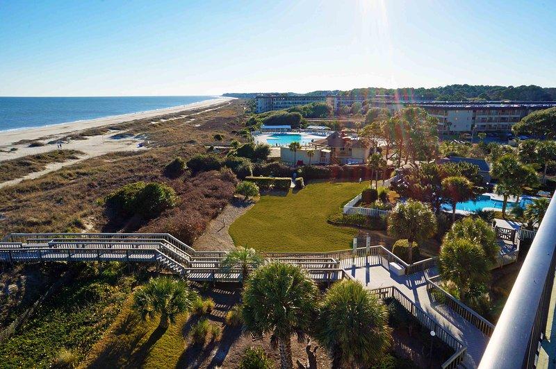 Sea Cloisters 507 - Image 1 - Hilton Head - rentals