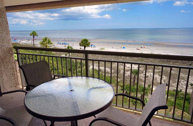 Captain's Walk 482 - Image 1 - Hilton Head - rentals