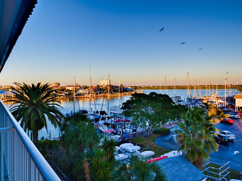 Vacation rental next to the waters of Clearwater Harbor - Bayside Condos 29 City and bay views | - Clearwater Beach - rentals