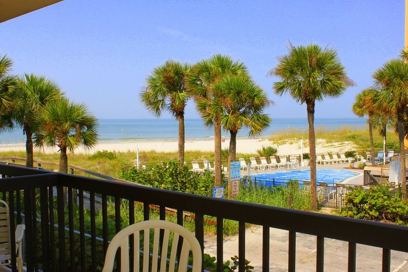 #238 Surf Song Resort - Image 1 - Madeira Beach - rentals