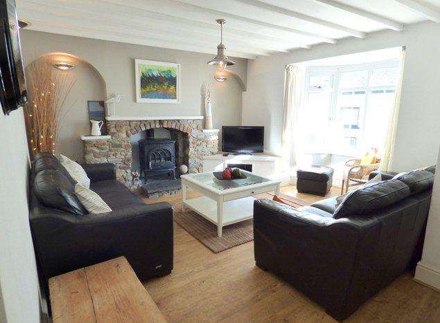 Woodbine Cottage - Image 1 - Saundersfoot - rentals