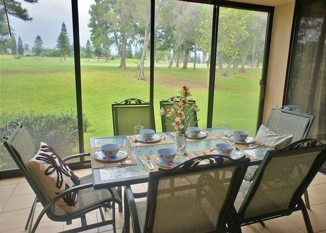 Lanai with Golf Course Views - Waikoloa Fairways C118-WF C118 - Waikoloa - rentals