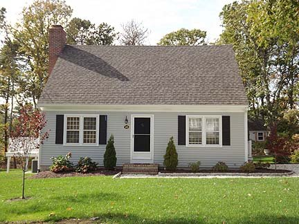 Front of House - Chatham Cape Cod Vacation Rental (9803) - Chatham - rentals