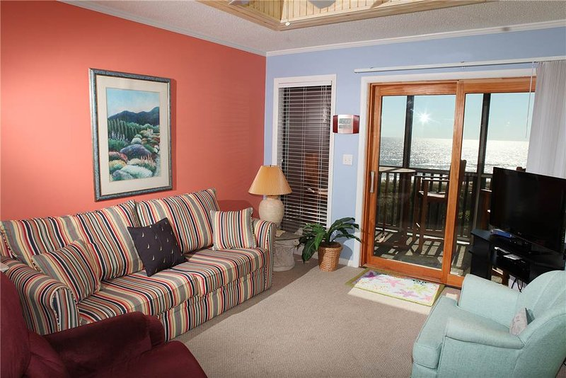 Island Beach & Racquet Club B-308 - Image 1 - Atlantic Beach - rentals