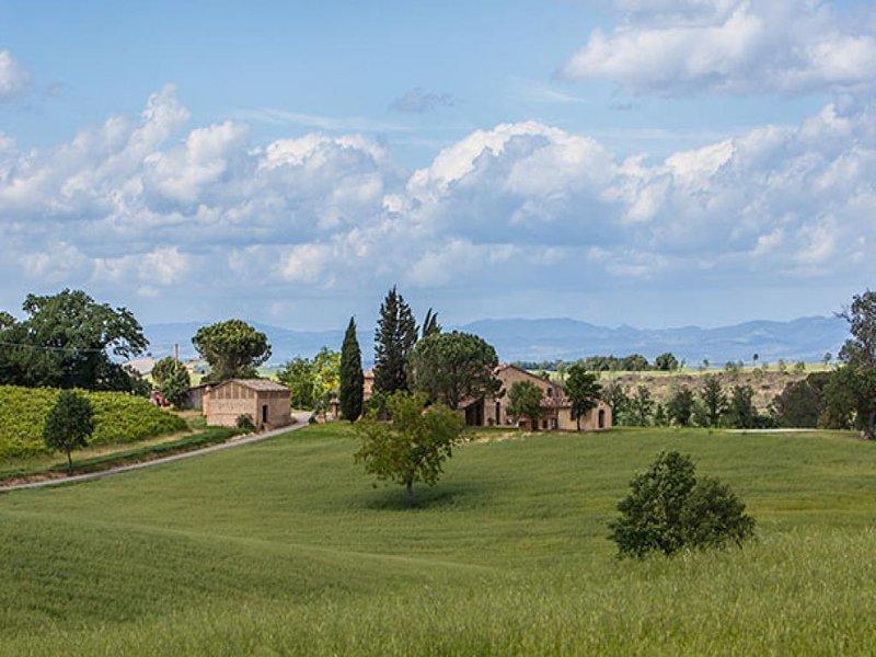 9 bedroom Villa in Castelnuovo Tancredi, Siena Area, Tuscany, Italy : ref - Image 1 - Siena - rentals