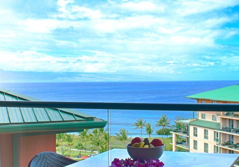 Maui Resort Rentals: Konea 919 * Honua Kai  –  2 BR Corner w/ Sweeping 9th - Image 1 - Lahaina - rentals