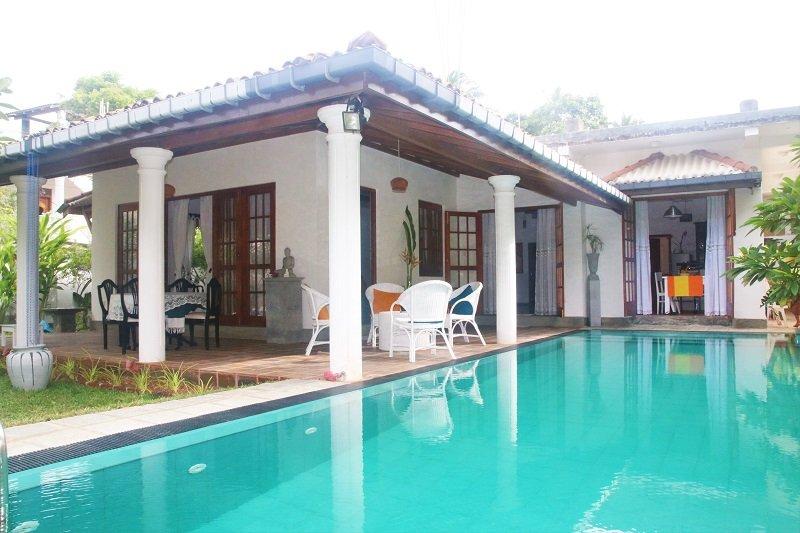 Exterior - Villa Blue Coral Hikkaduwa - Hikkaduwa - rentals
