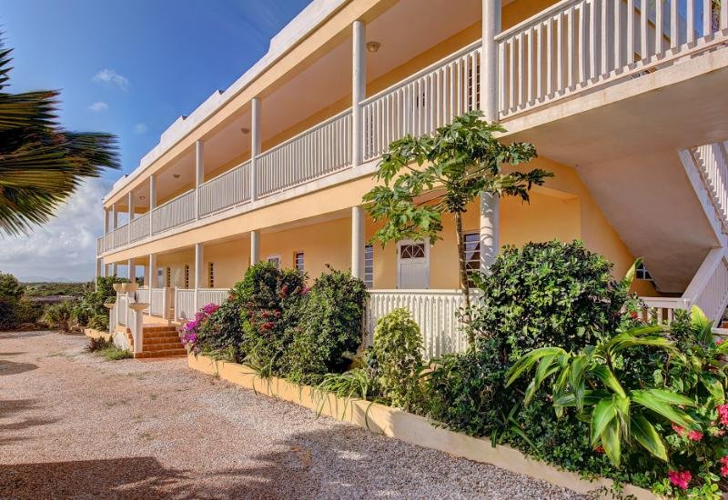 Front of Apartment - James Place Apartments, Mount Fortune , Anguilla - Island Harbour - rentals