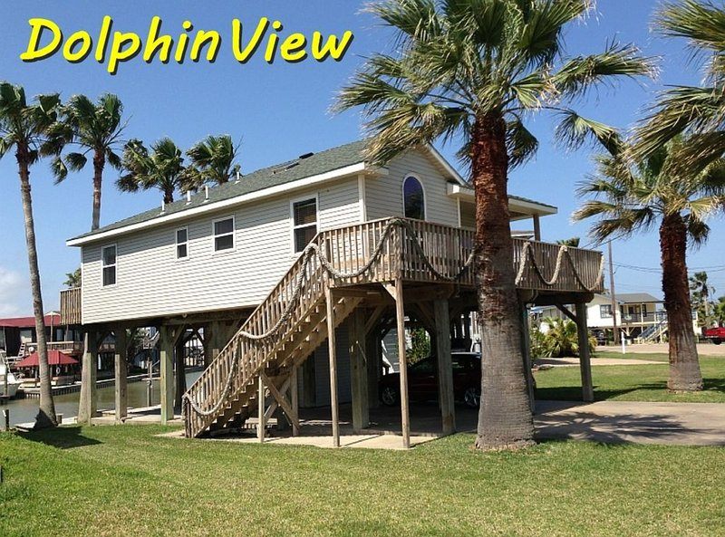 Dolphin View - Image 1 - Surfside Beach - rentals