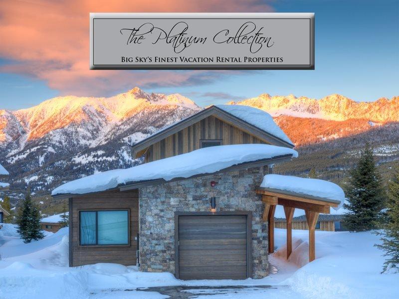 Big Sky Moonlight Basin | Silvertip 4 Silverpeaks Drive - Image 1 - United States - rentals