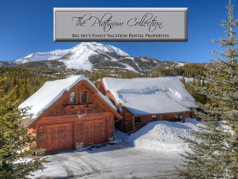 Big Sky Private Home   Elk Creek Lodge - Image 1 - Big Sky - rentals