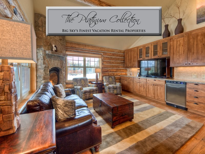 Big Sky Moonlight Basin | Cowboy Heaven Cabin 15 Derringer - Image 1 - Big Sky - rentals