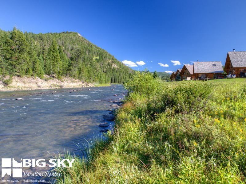 Big Sky Gallatin River | The Trout Haus - Image 1 - Big Sky - rentals