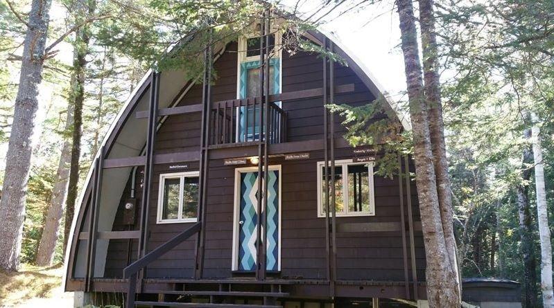 Birch Woodland Chalet - Image 1 - Franconia - rentals