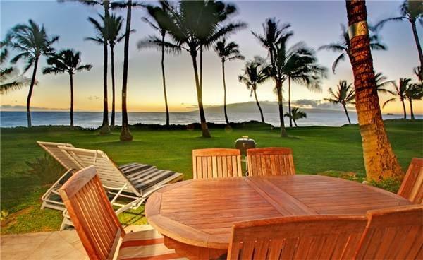 Puamana 226-2 Premium Ocean Front - Image 1 - Lahaina - rentals