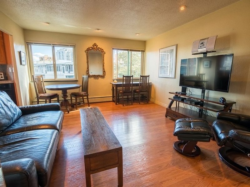 Fully Furnished 1 Bedroom Apartment in Seattle - With Wireless Internet and Kitchen - Image 1 - Seattle - rentals