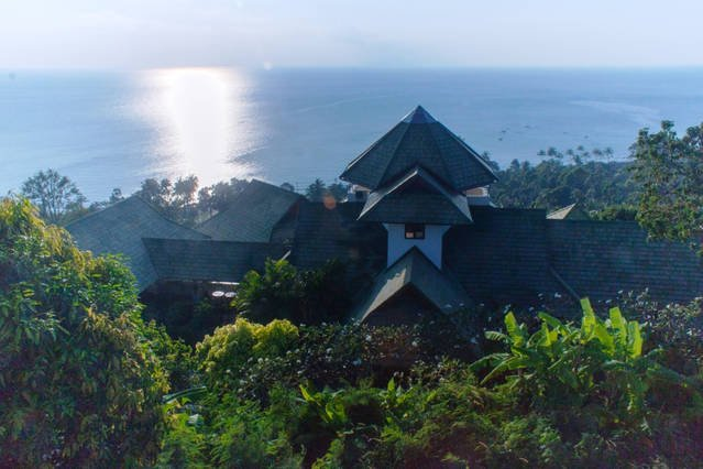 Stunning views, so close to the sea, easy to get to, the ultimate de-stressing place to chill. - Samui Sunset Pavilions -Privacy in Paradise - Koh Samui - rentals