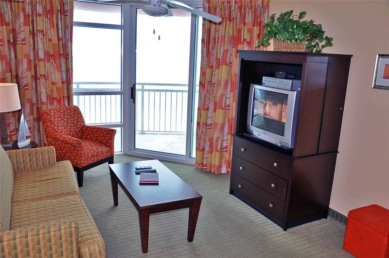 PRINCE RESORT 1206 1BR - Image 1 - North Myrtle Beach - rentals