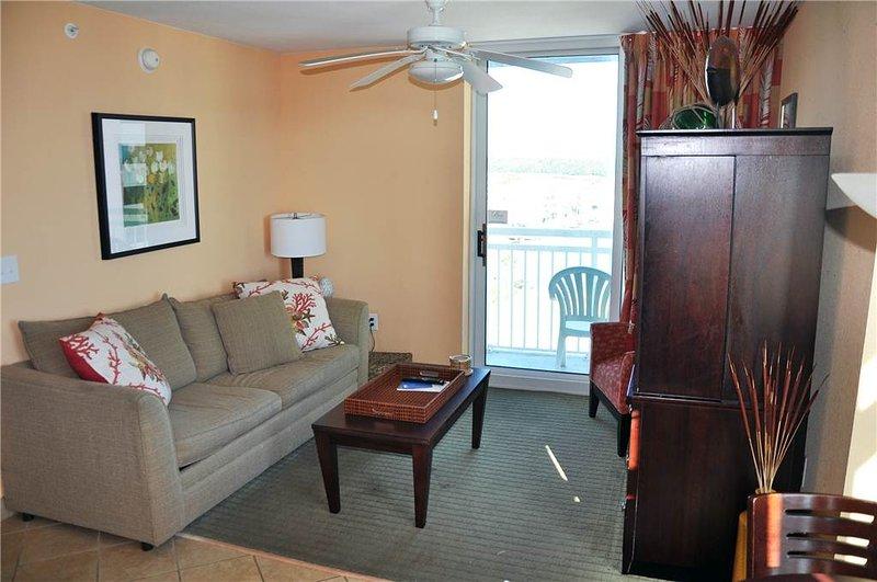 PRINCE RESORT 610 1BR - Image 1 - North Myrtle Beach - rentals