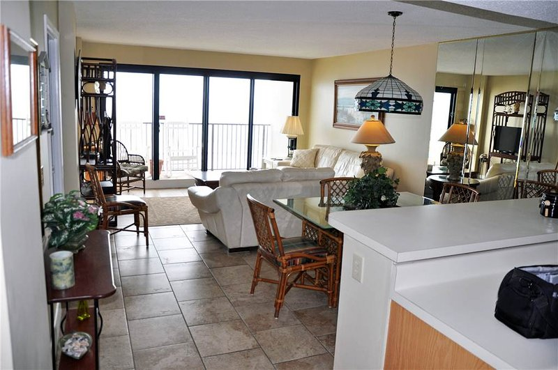 SPRINGS TOWERS 604 3BR - Image 1 - North Myrtle Beach - rentals