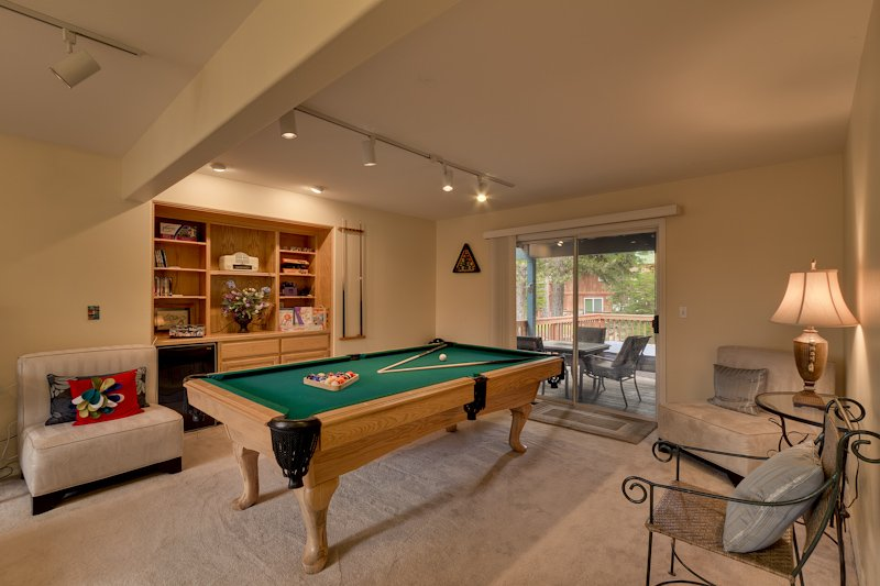 Handsome Home in Private Neighborhood with Pool Table and Private Hot Tub (MY64) - Image 1 - South Lake Tahoe - rentals