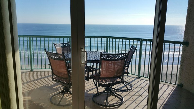 Newly Renovated Direct Oceanfront Condo, Gorgeous - Image 1 - Daytona Beach - rentals