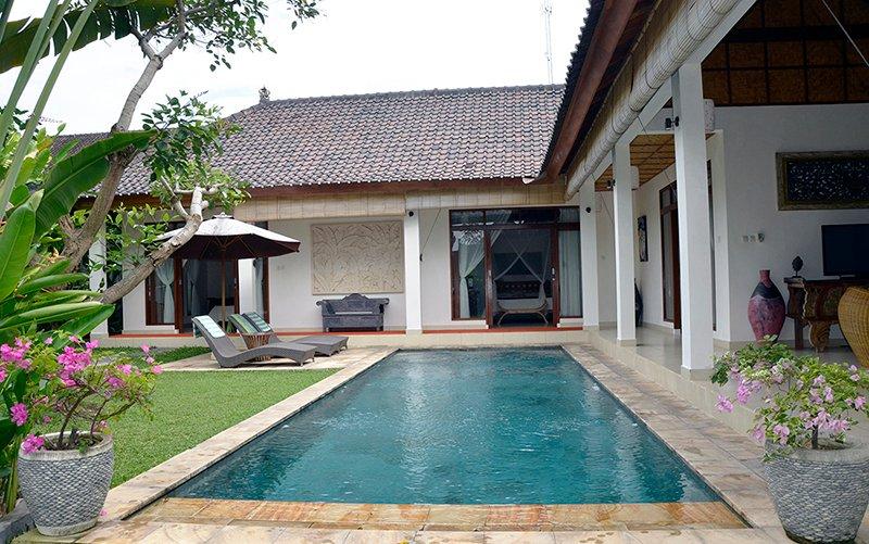 Villa Heliconia - New 3br Villa w/ Private Pool - Image 1 - Ubud - rentals