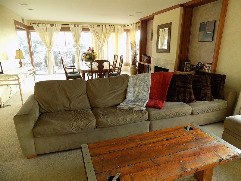 Living room of Penthouse - Great Location with Great Views! Best Value in Lag - Laguna Beach - rentals