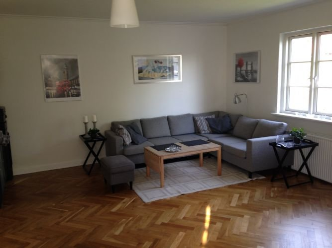 Vangsaavej Apartment - Nice Copenhagen house at Vanloese with lovely garden - Copenhagen - rentals