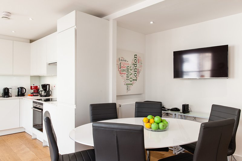 CouldBeYours!*Oxford Circus*Quiet*Deluxe 3bed/2bath*Lift*Big* - CouldBeYours!*Oxford Circus*Quiet*Deluxe 3bed/2bath*Lift*Big* - London - rentals