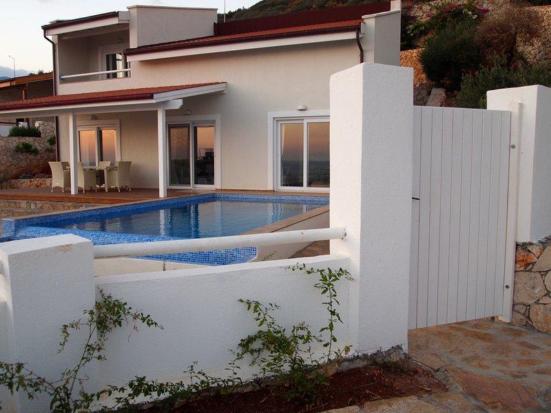 Villa Oliva - Villa Oliva, summer residence by the sea - Kas - rentals